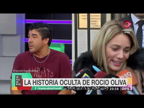 La historia oculta de Rocío Oliva