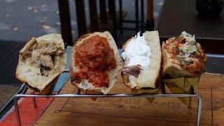 Trapizzini: Rome's Trendy Pizza Sandwiches
