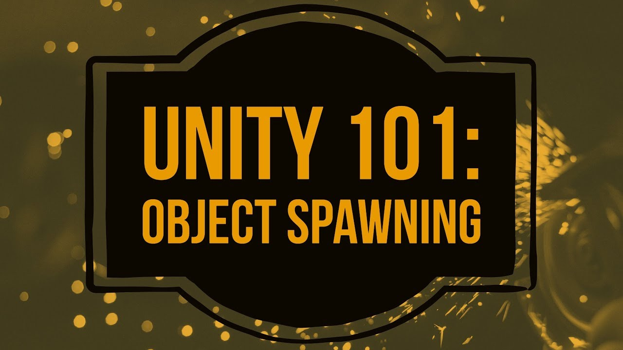 Unity3D 101: Spawning Objects from prefabs, resources, and pools