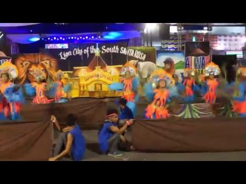 Aliwan Fiesta 2016: Anilag Festival (Sta Rosa Laguna)