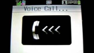 830sh incoming call