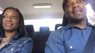 Ty & Nikki Berrian pre-countdown video