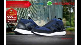 buy popular b6857 b2be3 Adidas ace 16+ Purecontrol Ultra Boost Alta Calidad 11 Made in China ...