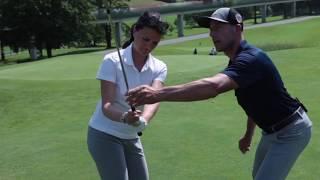 Swiss PGA Golf Pro Tipp - Kurzer Pitch Schlag