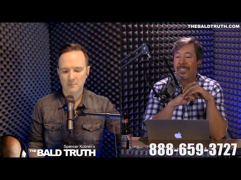 Spencer Kobren's The Bald Truth Ep. 141 - Pandering - Online Hair Transplant Marketing 101