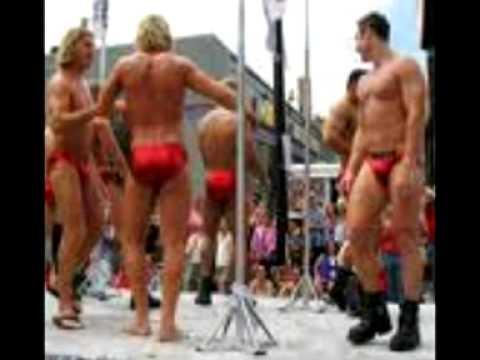Gay wrestle avi