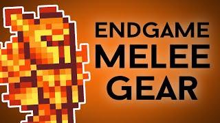Terraria 1.3 - ENDGAME MELEE GEAR!