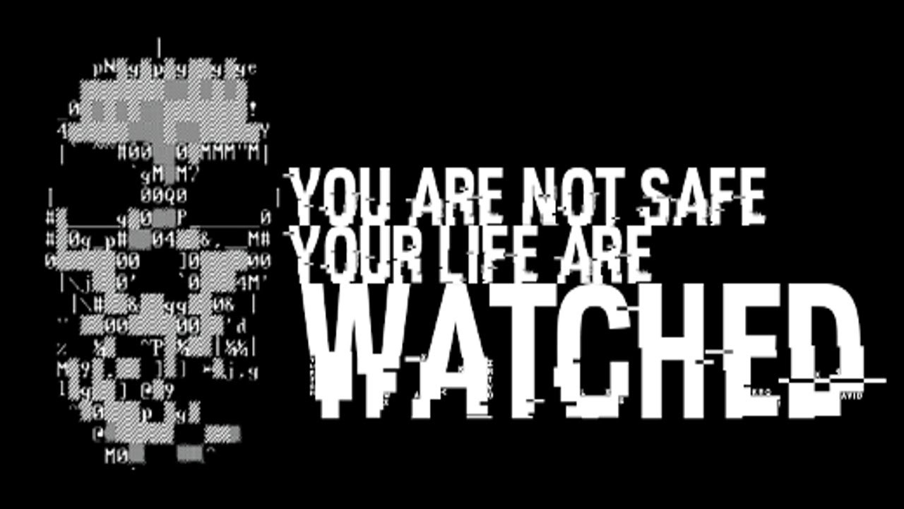 Dedsec real world message - YouTube