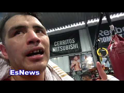 Brandon Rios Keeping It 100 EsNews Boxing