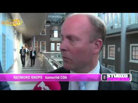 The Telegraph tv :   Brandpunt-presentator Fons de Poel neemt het op voor top ABN AMRO - YouTube
