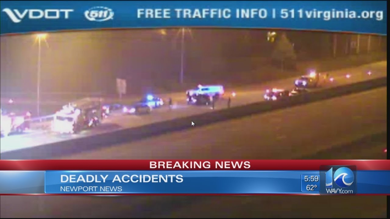 VSP investigates two deadly accidents on I-64