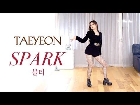 TAEYEON 태연 - 'Spark' (불티) Dance Cover | Ellen And Brian