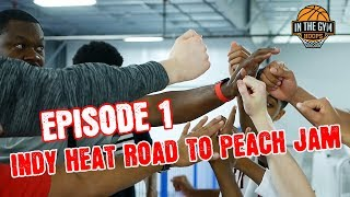 EPISODE 1:  Indy Heat Road to Peach Jam