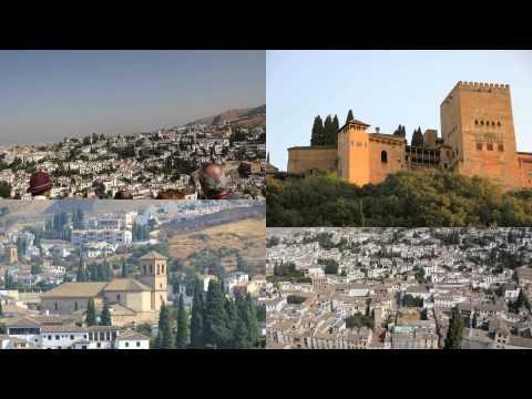 Ciudad de Granada y Sierra Nevada