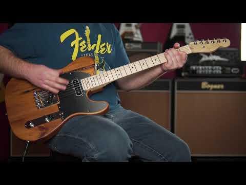 Fender Telecaster American Pro Pine 2017 LTD - #LE00225