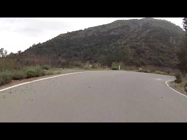 Cyprus Drives   Vavatsinia to Agoi Vavatsinia