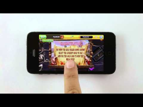 OMG! Fortune Free Slots - The #1 Mobile Free Slots Game (App HD Video Demo)