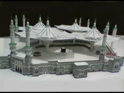 New Expansion Project on Masjid Al Haram - Makkah Al-Mukarramah