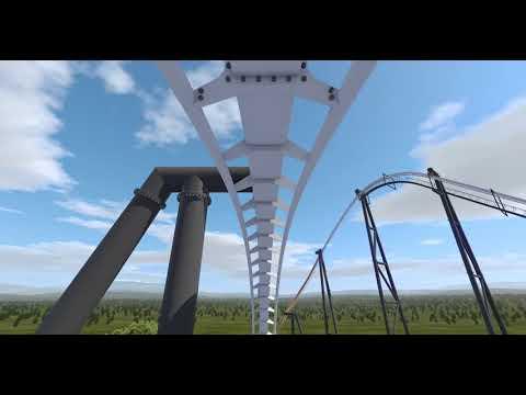 Nolimits 2 Caduceus : B&M Flying Coaster