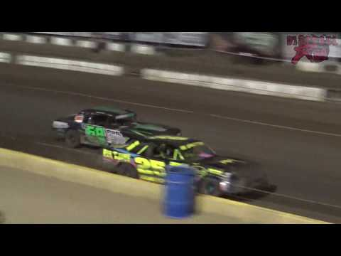 Mid America Clash 5 -Night Two- Salina Speedway 9-30-17 IMCA Hobbystock A Feature