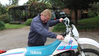 Yamaha WR 500 First Ride.mov