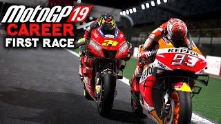 FIRST RACE WITH DUCATI! | MotoGP 19 Career Mode Part 59 (MotoGP 2019 Game PS4 Gameplay)