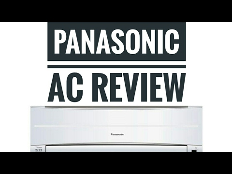 What do reviews say about Panasonic air conditioners?