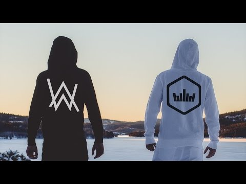 Alan Walker - Golden Gate Ft. Marvin Divine (New Song 2017)