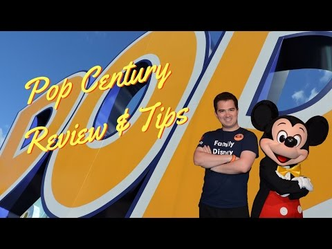 Pop Century - Resort Review & Tips