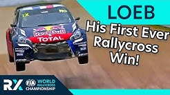 FROM THE VAULT: Sébastien Loeb's First Win | Latvia RX 2016