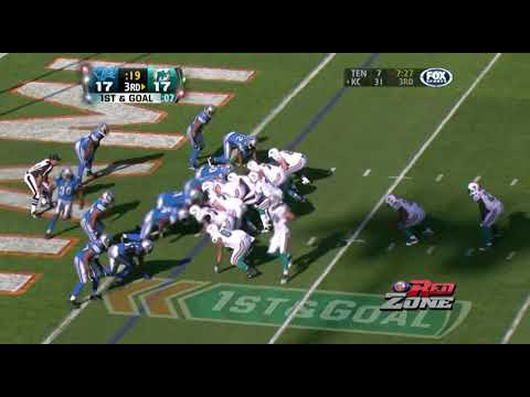 NFL RedZone Every Touchdown 2010 Week 16