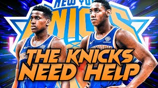 The Knicks Just Aren't Good.. New York Knicks Rebuild!