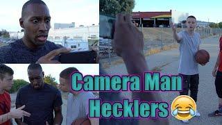 'Camera Man Critics' Bball Comedy Chronicles Ep. #1