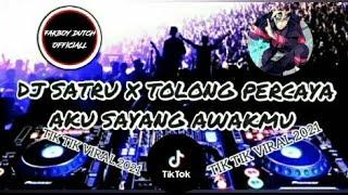 DJ SATRU Viral TikTok 2021 Jungle Dutch Full Bass