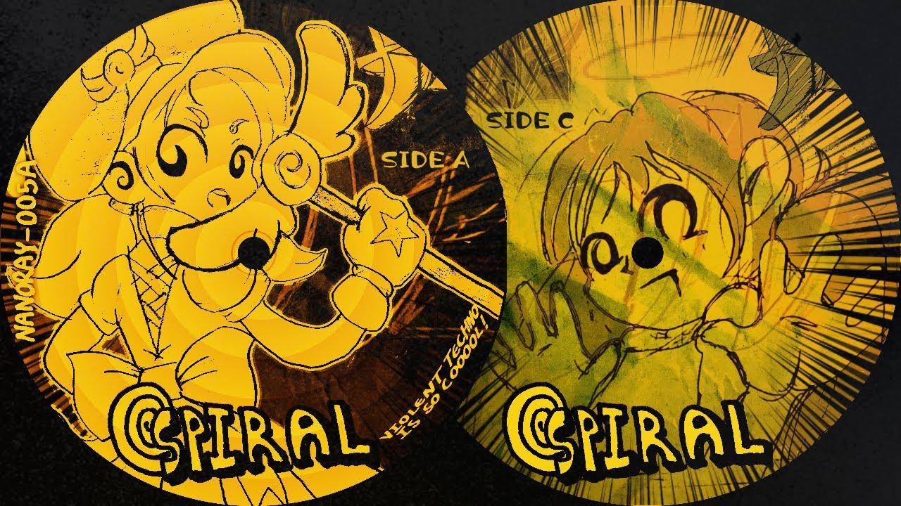 Download [2020] NANORAY - SPIRAL「1995」螺旋グミ道路ep