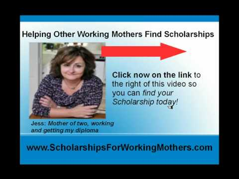 scholarships for working mothers