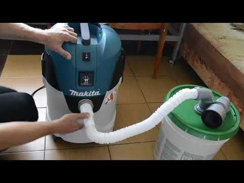 САМОДЕЛЬНЫЙ ЦИКЛОН ДЛЯ ПЫЛЕСОСА.Homemade cyclone vacuum cleaner.