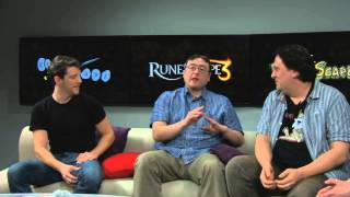 Story Time with Mod Ash, Mod Mark, Ian Gower, Mod Noldor & Mod Wilson