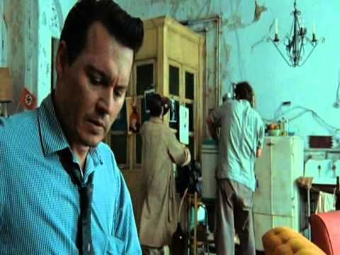 "The Rum Diary - ""I am the death machine!"""