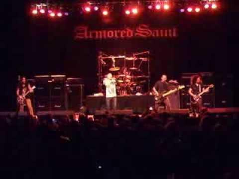 Armored Saint - Chemical Euphoria  @ Progpower USA 2013