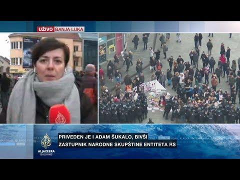 Smiljanić: Dio policajaca nije htio udarati ljude na Trgu Krajine