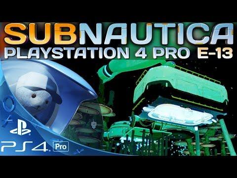 Subnautica PS4 Pro Deutsch Umzug Für FPS Playstation 4 German Deutsch Gameplay #13