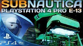 Subnautica PS4 Pro Deutsc Umzug für FPS Playstation 4 German Deutsch Gameplay #13