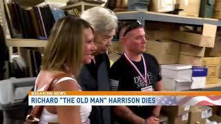 Pawn Stars' Old Man Harrison passes away