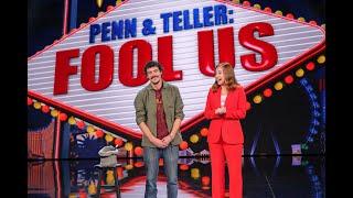 Fooled by salt...or a nipple? Mario Lopez on Penn \u0026 Teller Fool Us!