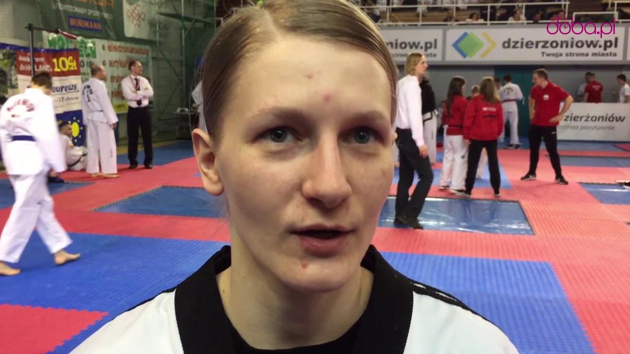 Zawody teakwondo