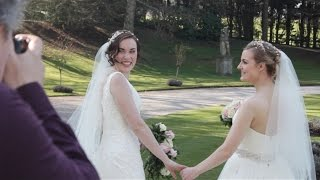 [VIETSUB] OUR WEDDING DAY CUT (ROSE&ROSIE)