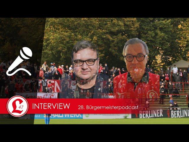 Regionalligateam: Unser Präsident im Bürgermeister-Podcast zu Gast