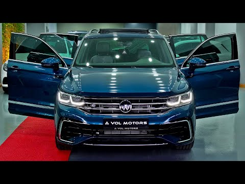 2021 Volkswagen Tiguan - Exterior and interior Details (Wonderful SUV)