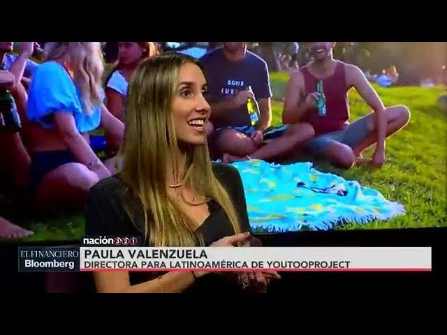 YouTOOProject en directo en el programa Nación321